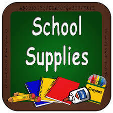 Elementary Supply Lists 2017-2018