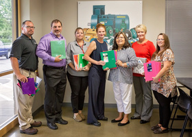 ABB Donates School Supplies