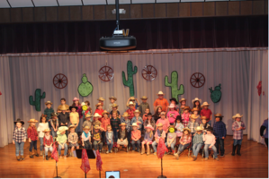 1st Grade Rodeo Music Program