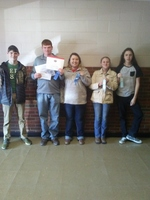 Muskogee Regional Science Fair Results