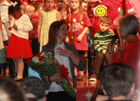 Kindergarten Christmas Program